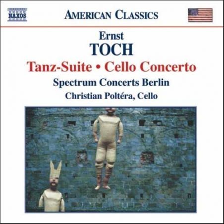Cello Concerto op.35<br />