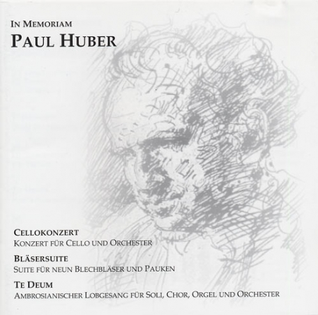 Paul Huber: Cellokonzert<br />