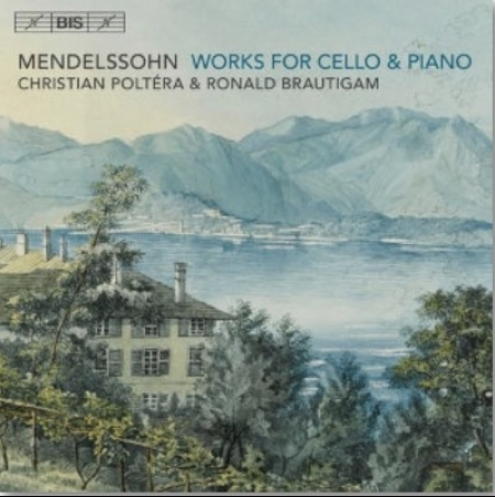 Works for Cello & Piano<br />
